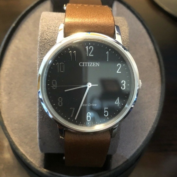 Citizen Other - Citizen Men's Eco-Drive Quartz Stainless new watch